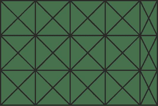 faltgestell für partyzelt 3x6.5m für dächer und seitenwände aus polyester oder pvc
