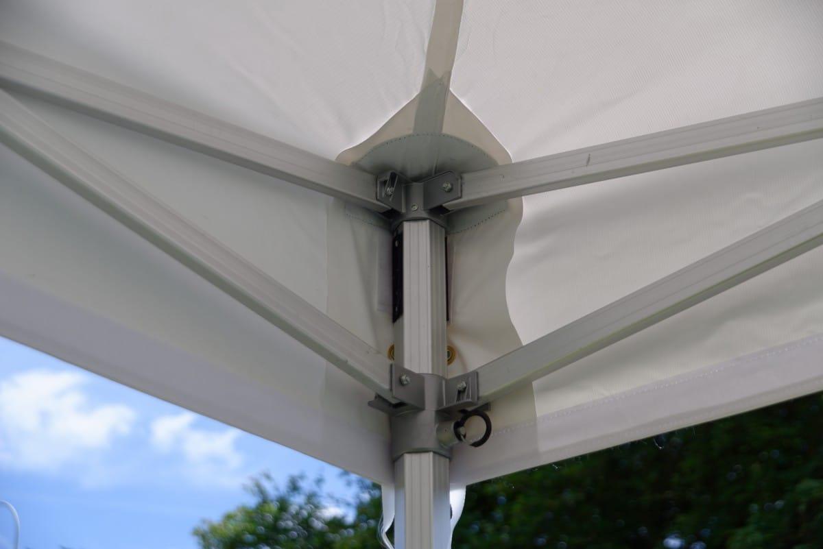 Gestell Falzelt Eckverbindung Dach Aluminum Dach