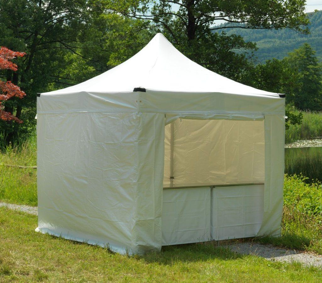 Verkaufsstand Zelt Mit Eckverstärkung